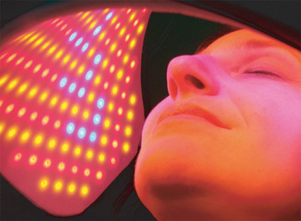 PHOTOTHERAPY LED MASK